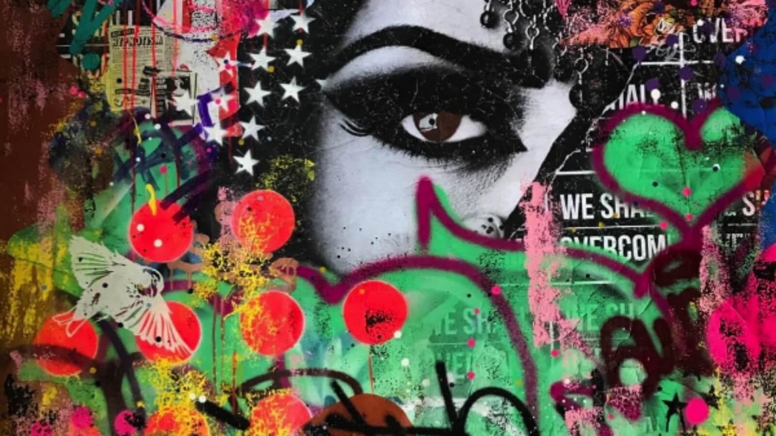 Las 10 mejores artistas del street art 2017
