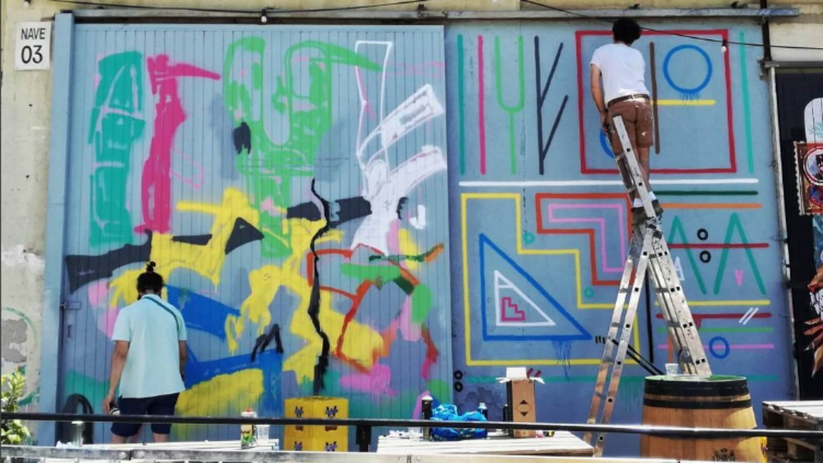 ¡Primer museo de graffiti en Barcelona! ?