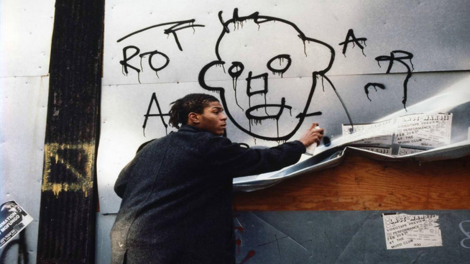 Rage to Riches el nuevo documental de la BBC sobre Basquiat