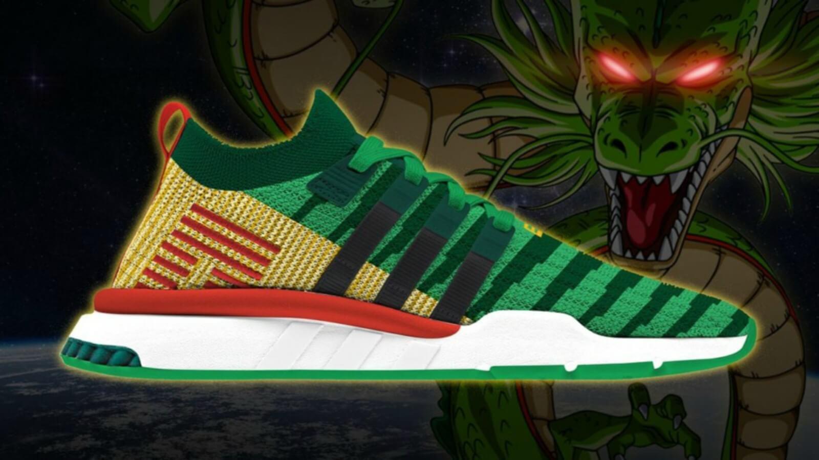Filtran imágenes de la colaboración de Adidas con Dragon Ball Z ?