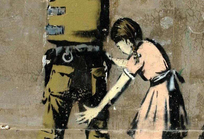 Exhibición no autorizada de Banksy en Miami - All City Canvas