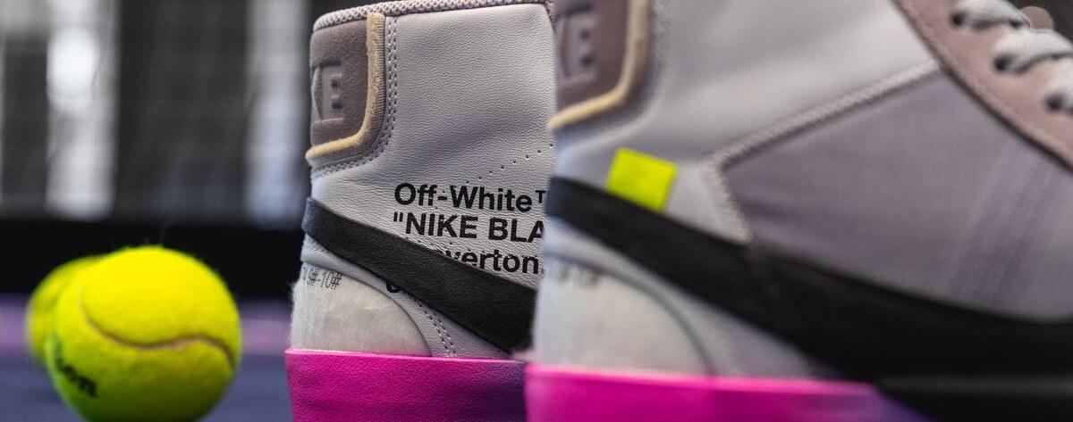 """Nike y Virgil Abloh se unen en """"The Queen Collection"""""""