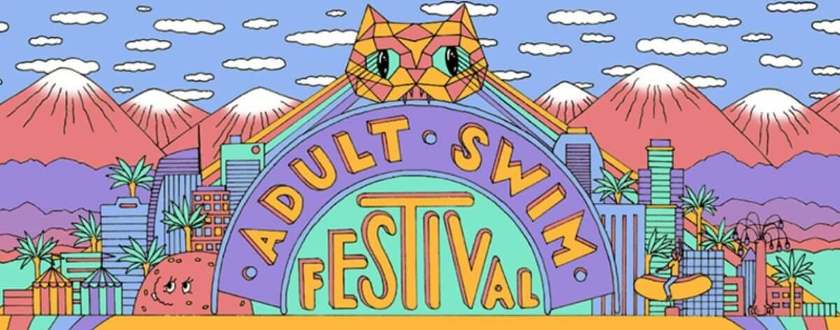 Adult Swim anuncia las actividades de su festival