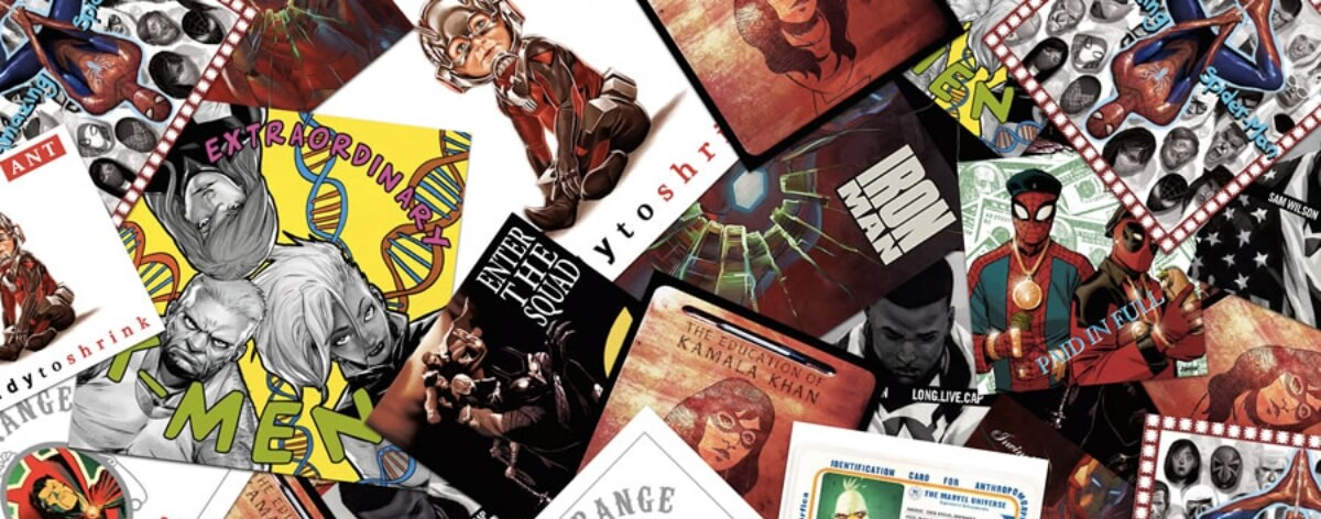 Cómics con portadas de grandes iconos del hip-hop