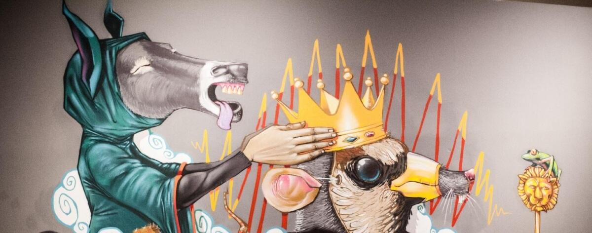 Cuarta Bienal de Graffiti en Brasil y lo mejor del street art