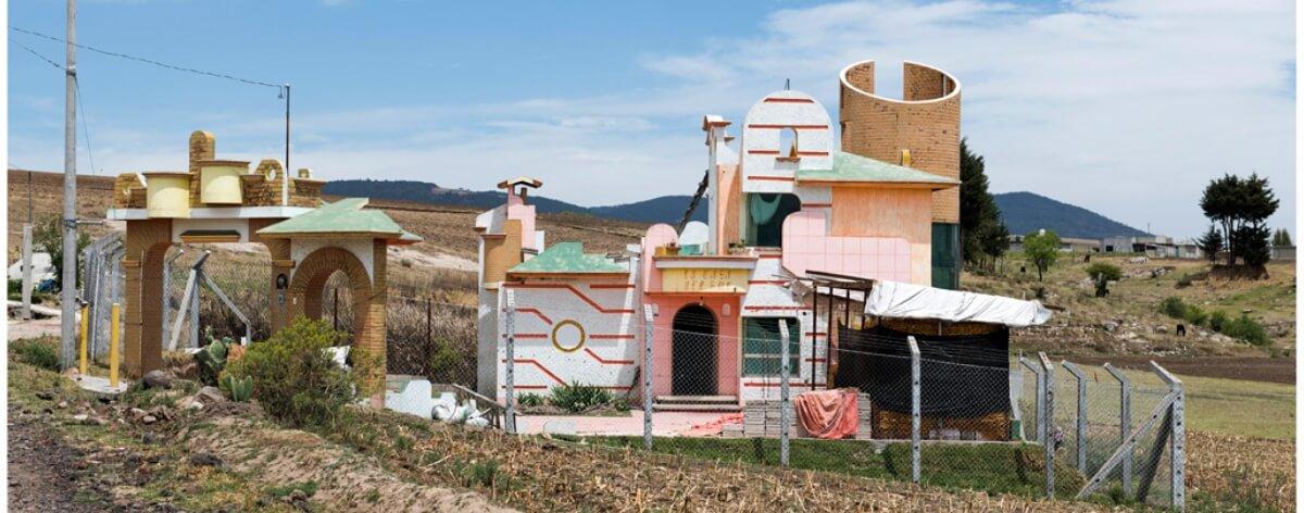 Autoconstrucciones en México en una serie fotográfica