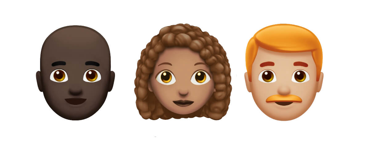 iOS 12.1 de Apple con nuevos emoji