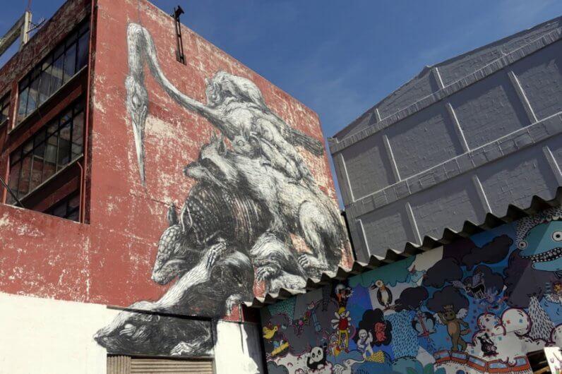 Los mejores murales de la CDMX