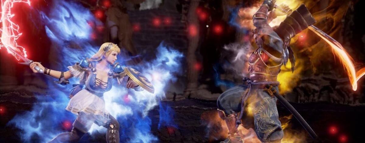 "Nuevo documental de ""Soulcalibur VI"""
