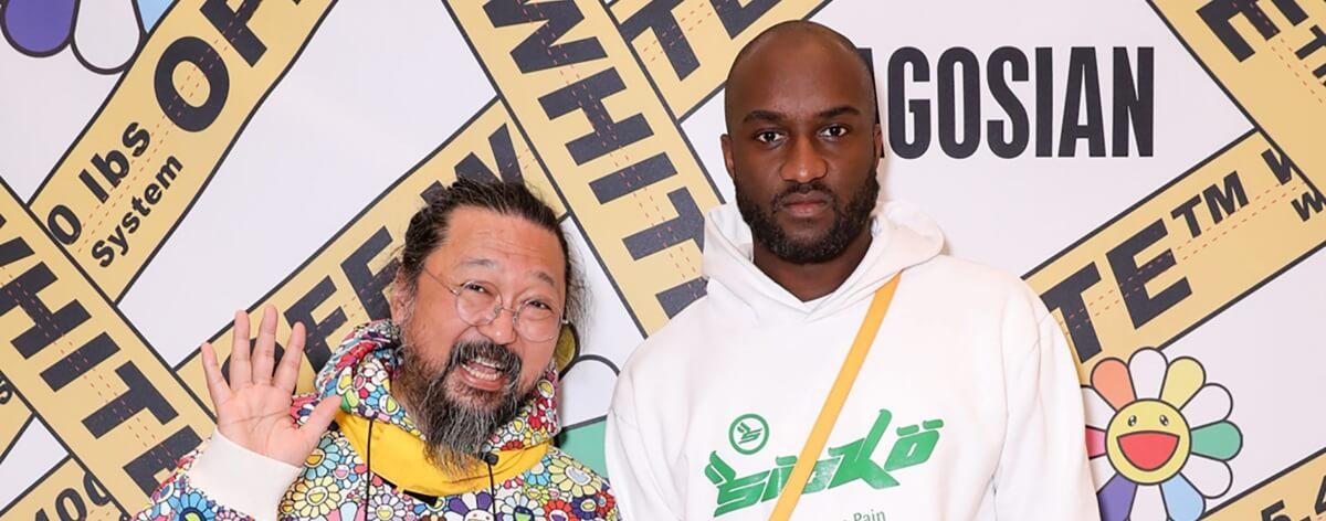 Takashi Murakami y Virgil Abloh se unen otra vez