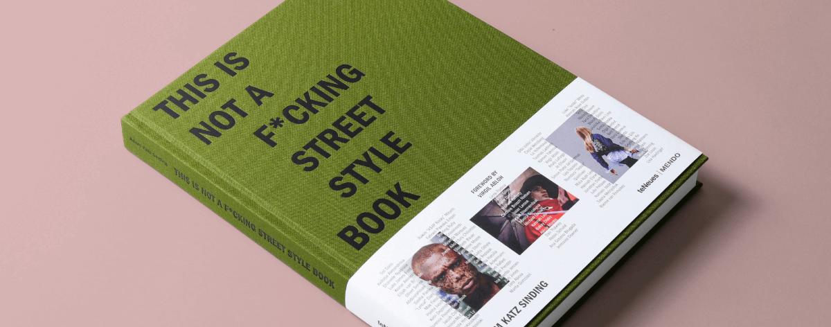 Adam Katz presenta su primer libro fotográfico