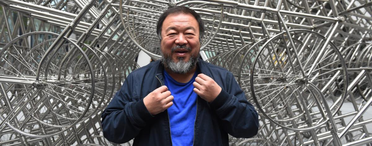 Ai Weiwei construirá un templo chino en el MUAC