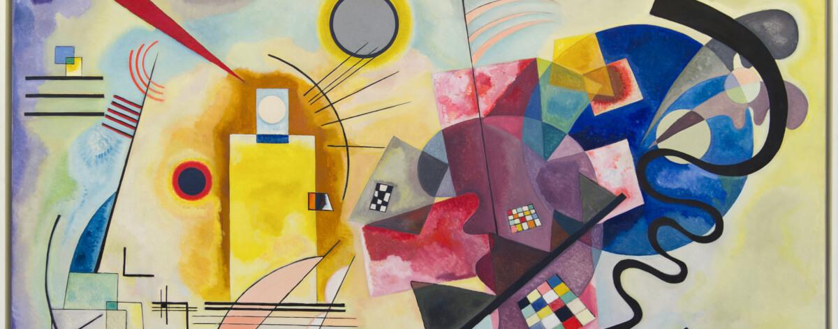 Kandinsky llega a la Ciudad de México