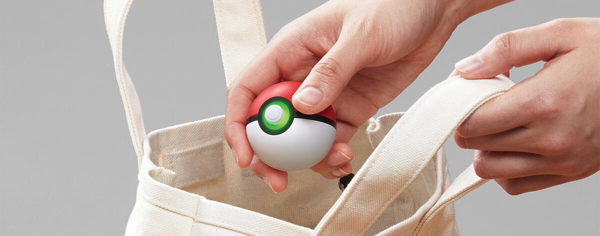 Nintendo estrena la Poké Ball Plus