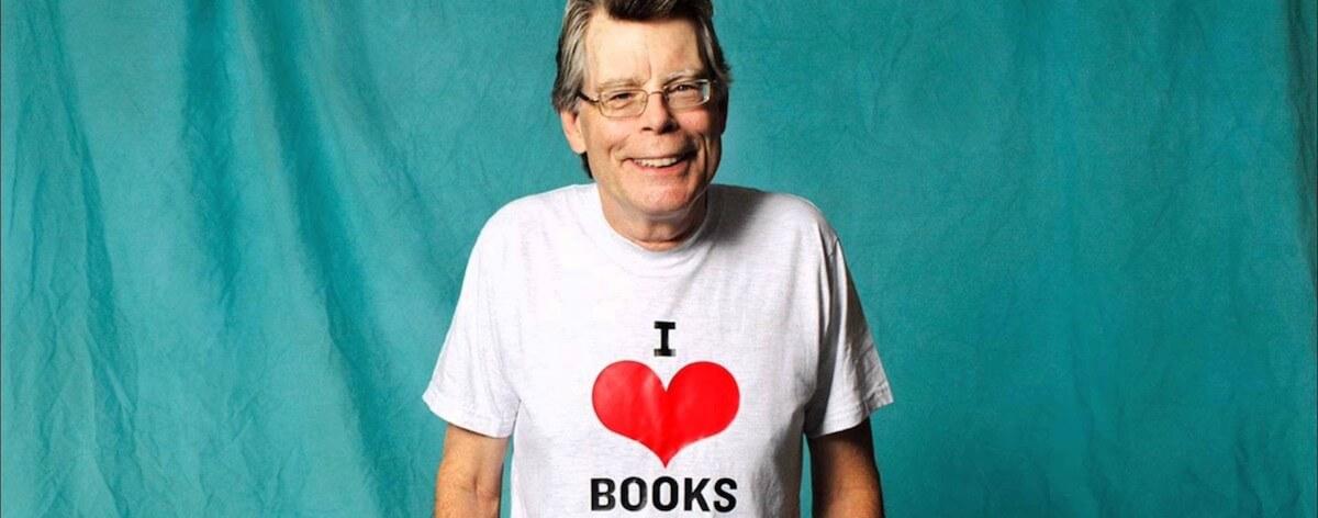 Stephen King vende los derechos de sus cuentos en un dólar