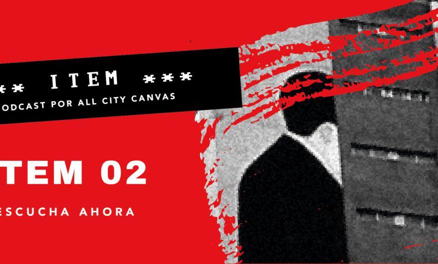 ITEM 02- Expedientes Secretos All City Canvas (2012)