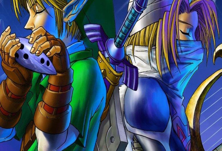 Legend of Zelda cumple 20 años