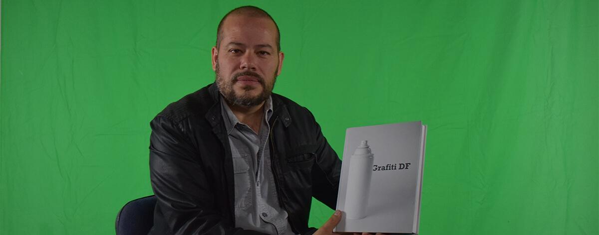 Gerardo Broissin nos presenta Grafiti DF