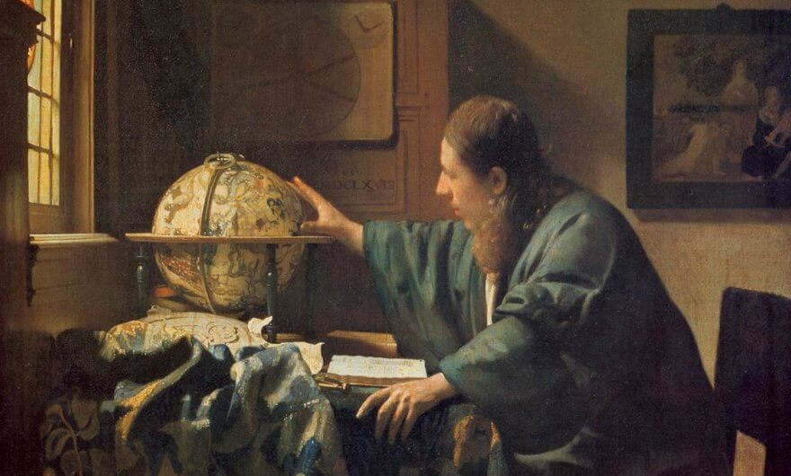Obras de Johannes Vermeer en Google ARts & Culture