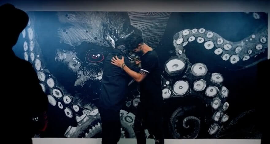 Kraken Ink rompiendo esquemas en 2019