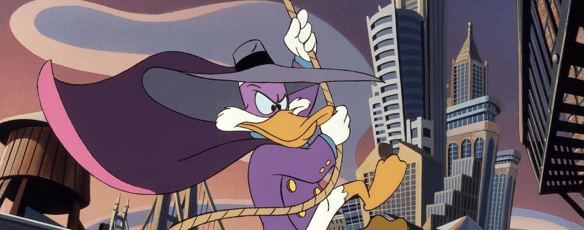 Darkwing Duck y su nuevo videojuego fueron rechazados