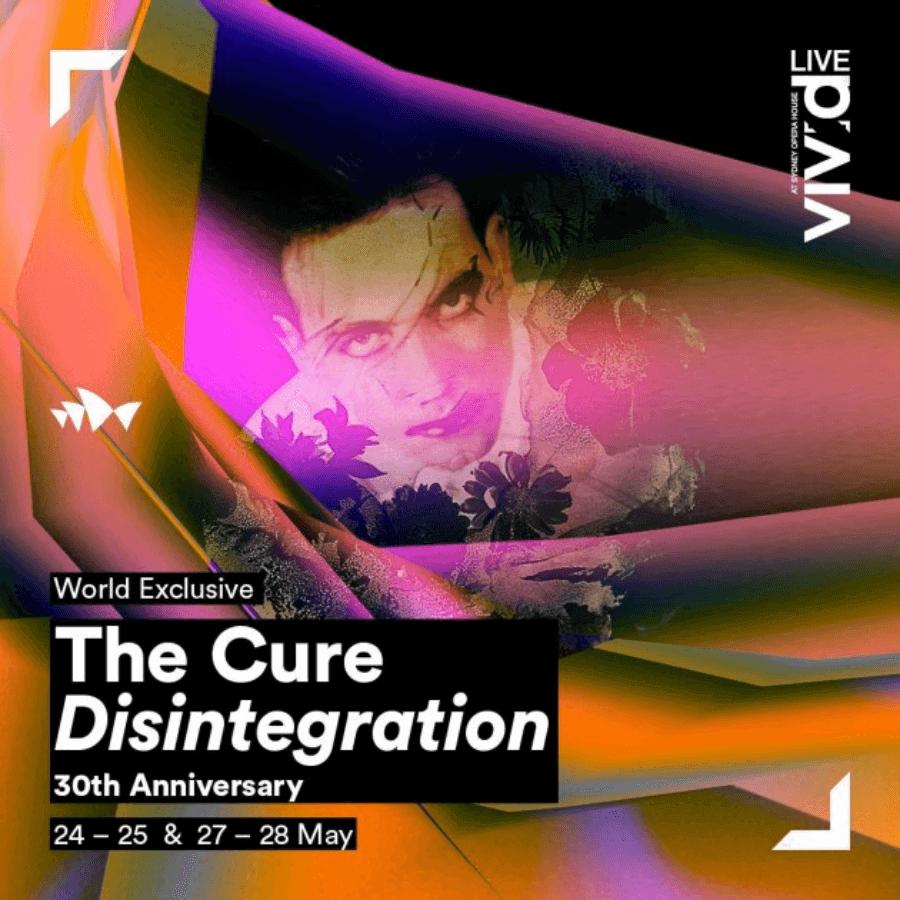 Conciertos para el aniversario de Desintegration de The Cure