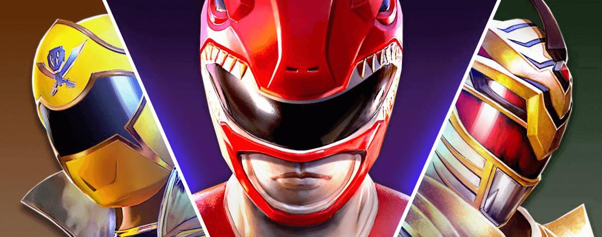 Battle for the Grid, el videojuego de los Power Rangers