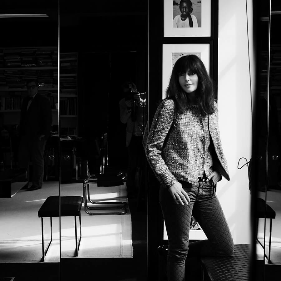 Virginie Viard nueva sucesora de Karl Lagerfeld