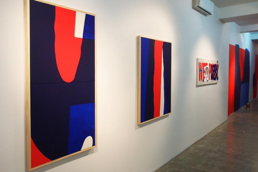 GR Gallery presenta una retrospectiva de Dave Persue