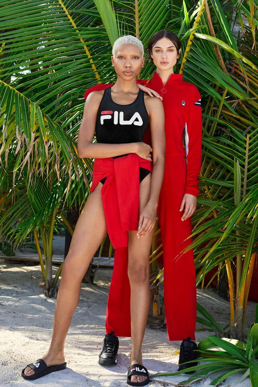 Fila presenta su colección Primavera/Verano 2019