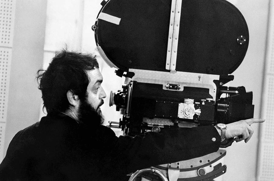 Retrato de Stanley Kubrick