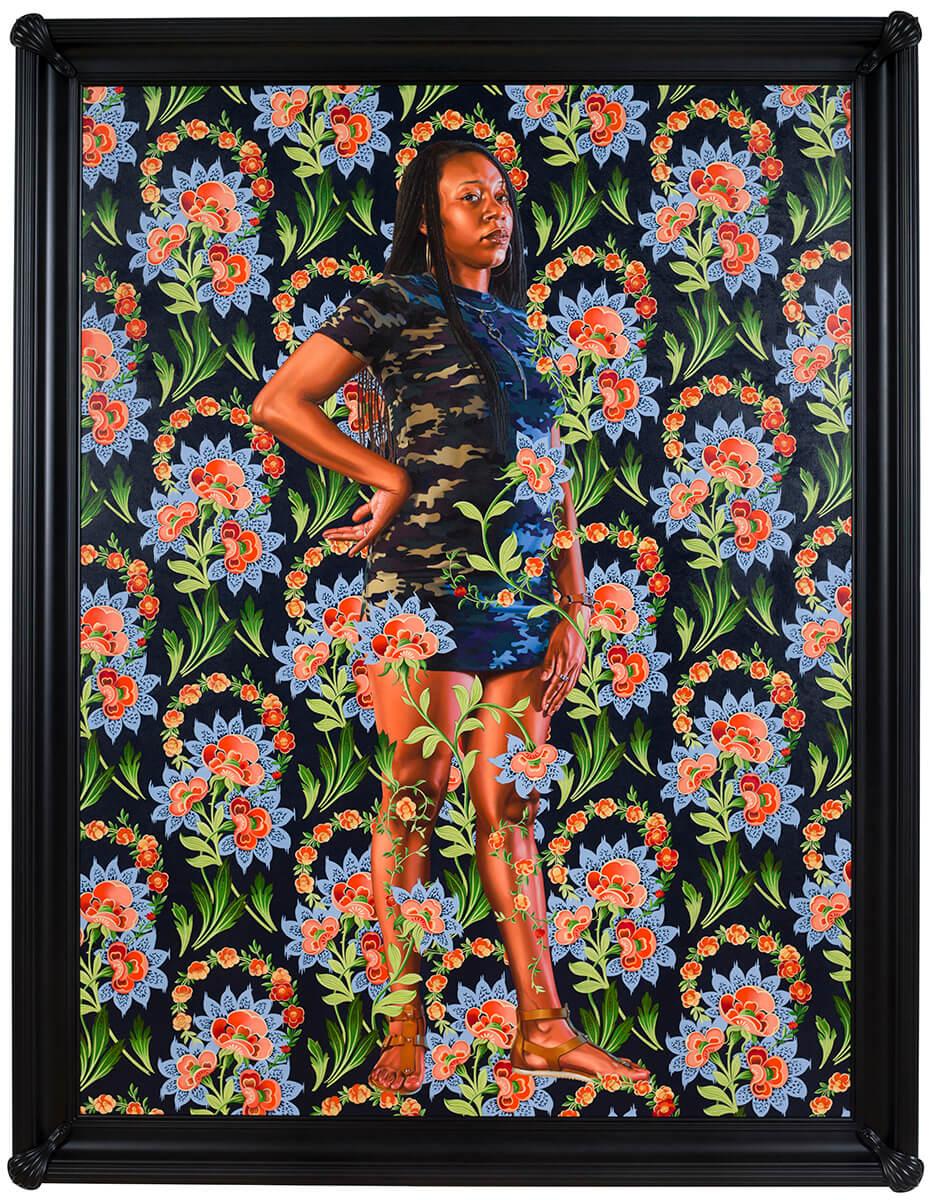 Nueva exhibición de Kehinde Wiley