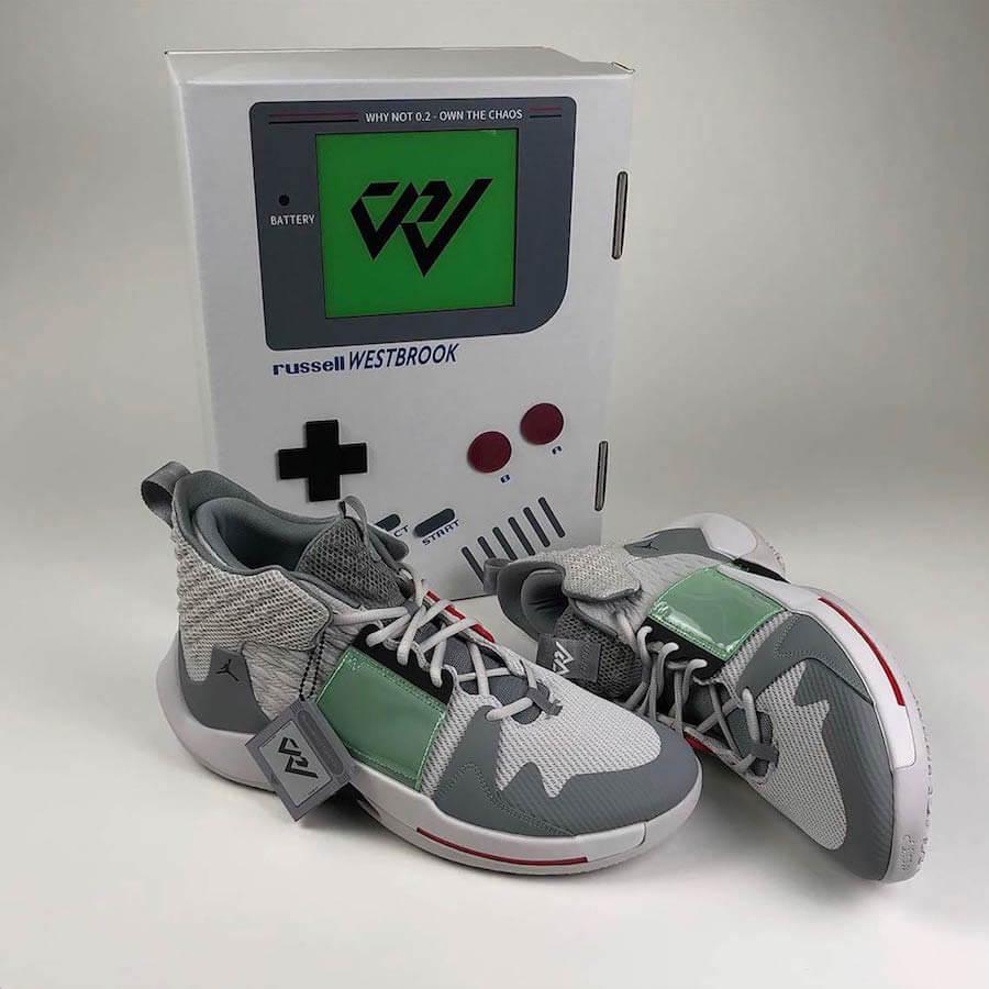 Russell Westbrook presenta nuevos sneakers