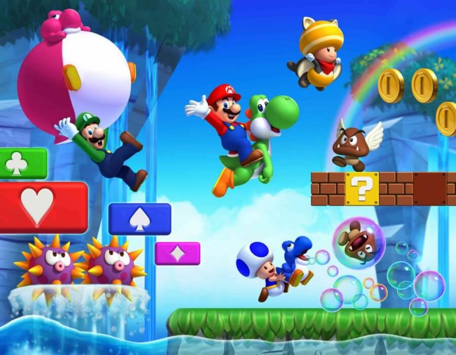 Último Súper Mario Bros fue subastado