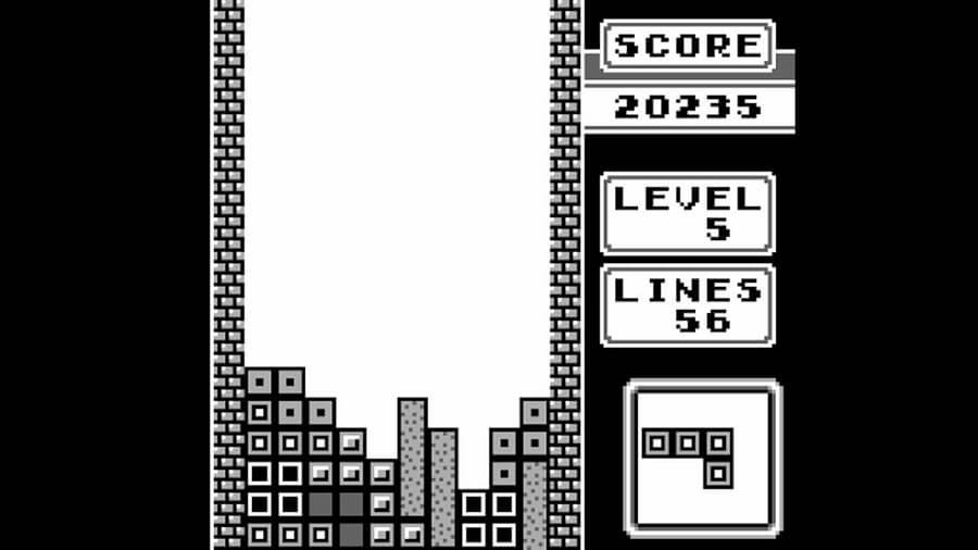 Tetris Clásico