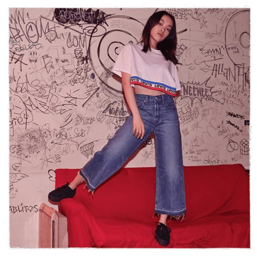 Retrato de Lexie Liu