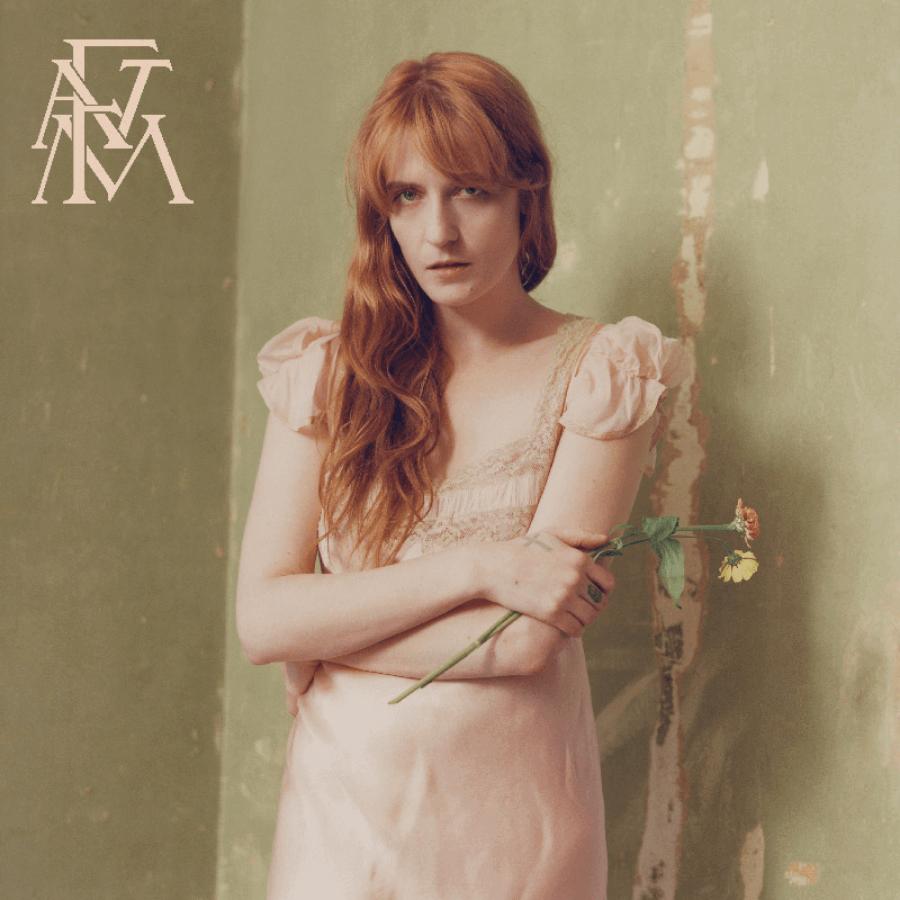 Portada del álbum High as hope de Florence and the machine
