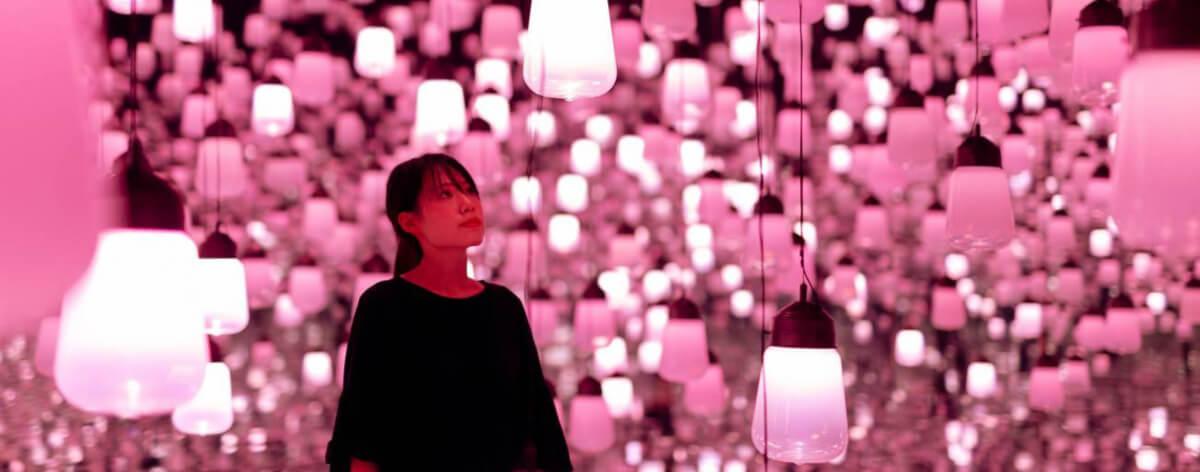"""Nueva instalación de """"lámparas resonantes"""" en Japón"""