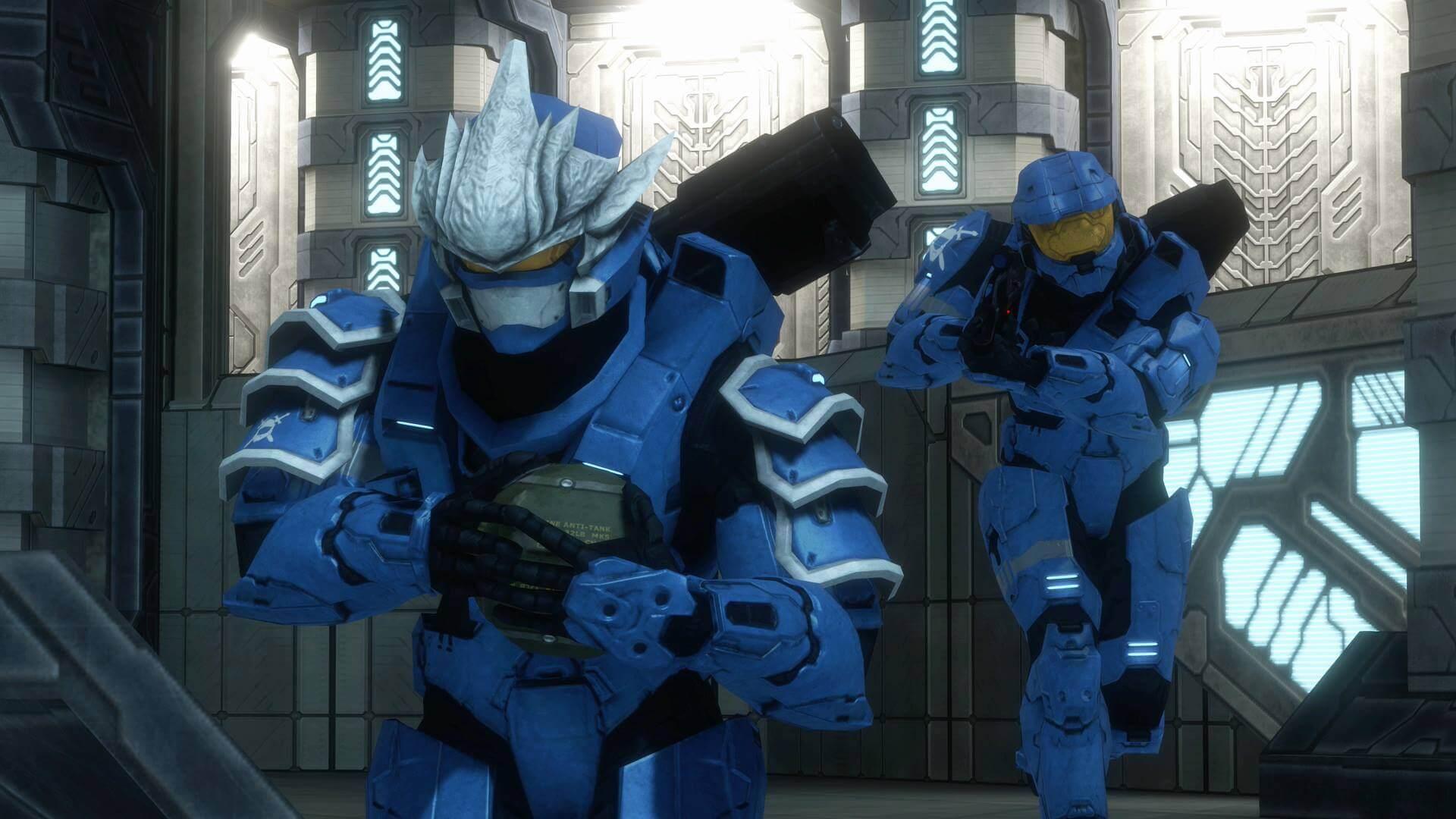 imagen de videojuego HALO 2