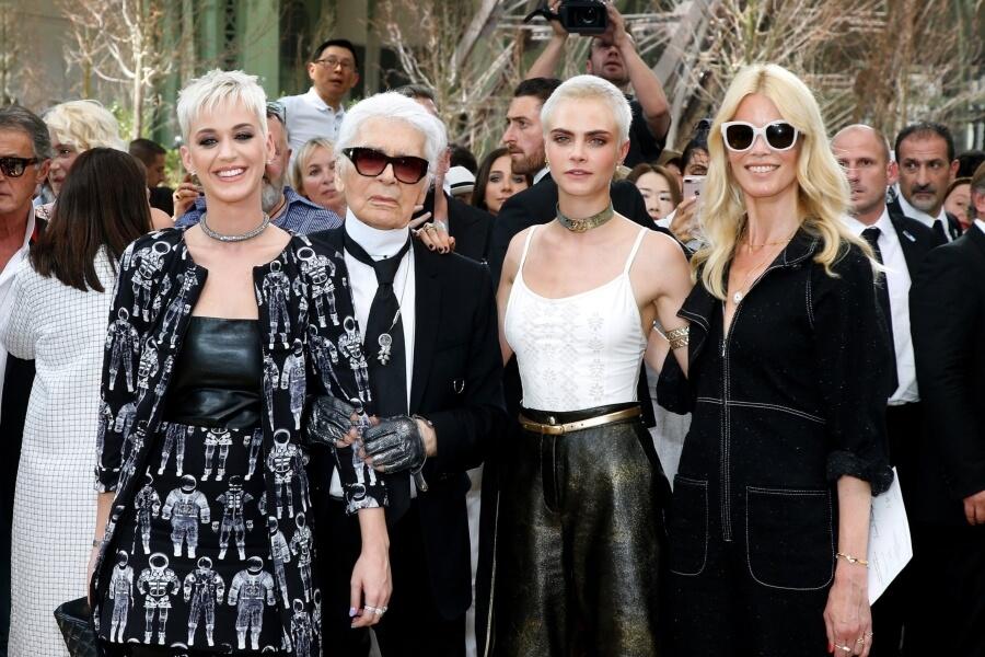 Karl Lagerfeld murió a los 82 años en París