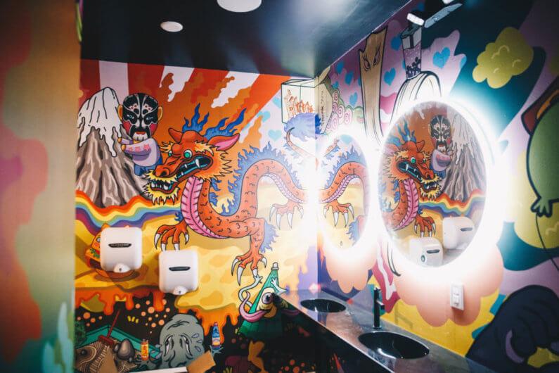 Antihero, buen comer y street art