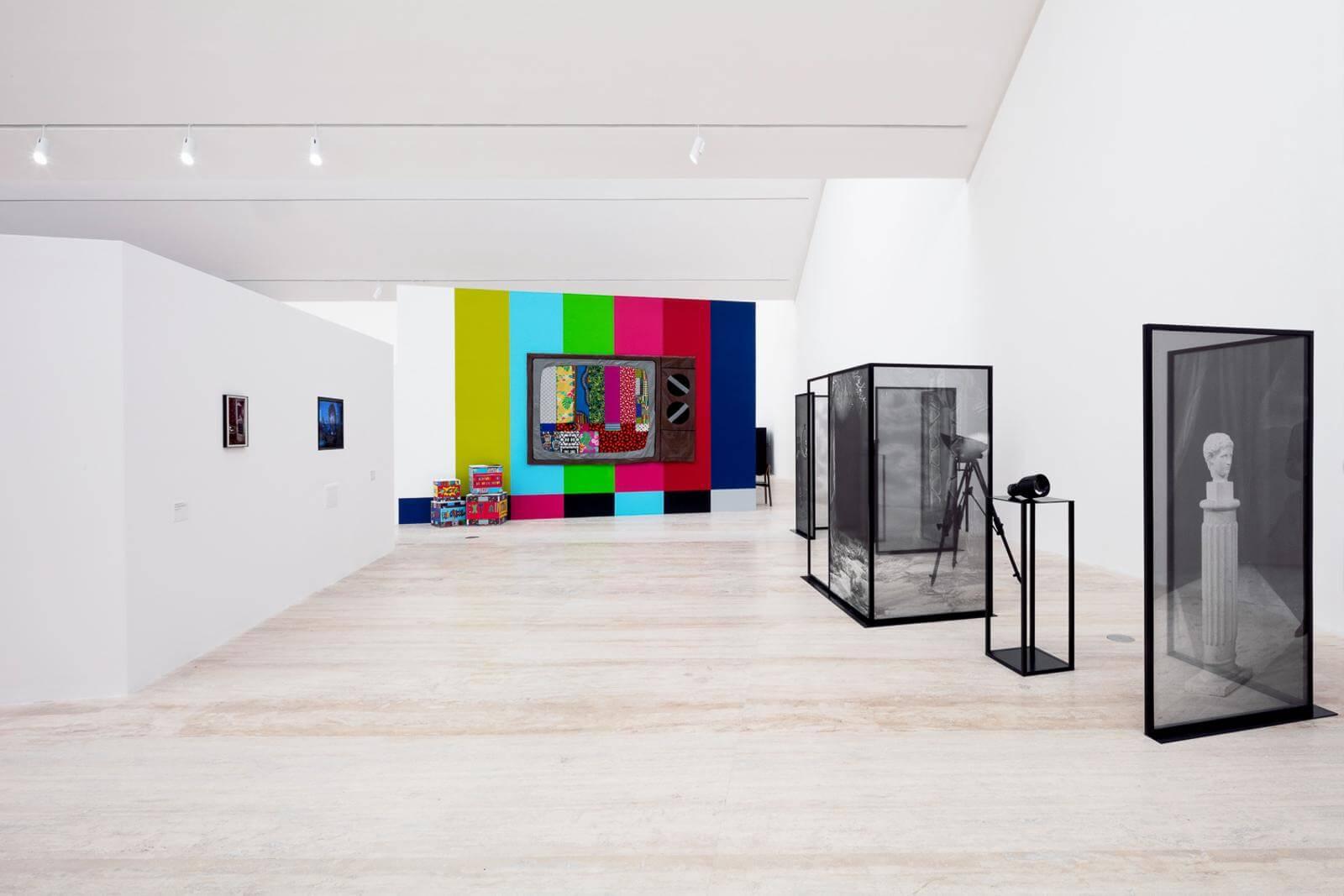 nueva exposición Realidad Programada en el Museo Jumex